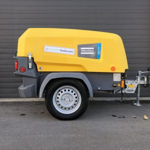 Used Atlas Copco XAS110 For Sale at Towable Tools Alberta Canada