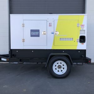 Magnum Generac MMG75CAN6 generator for sale used diesel genset at Towable Tools