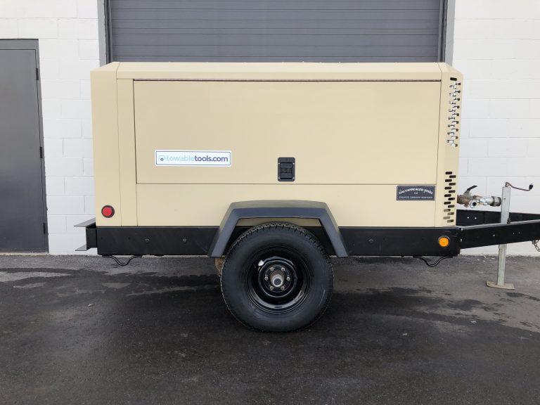Used Doosan XP375 Air Compressor For Sale - Winnipeg Manitoba