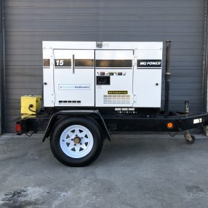 Multiquip DCA15-SPX Generator for sale at Towable Tools Calgary Alberta