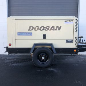 Doosan XP375WJD-FX-T3 Air Compressor for sale Towable Tools Calgary Alberta Canada