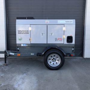 Wacker Neuson generator for sale in Swift Current, Saskatchewan