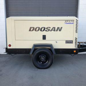 doosan 375 cfm compressor for sale in Edmonton & Lethbridge, Alberta