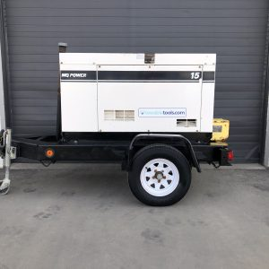 Used Multiquip 15kw Generator for sale in Calgary Alberta Canada