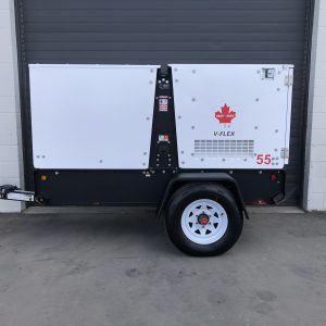 Generac MMG55FHDCAN diesel 40kw generator for sale Vancouver, BC