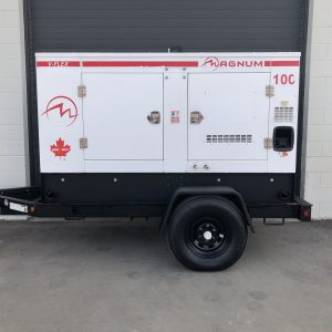 Used Magnum Generac MMG100CAN6 generator for sale in Winnipeg Manitoba
