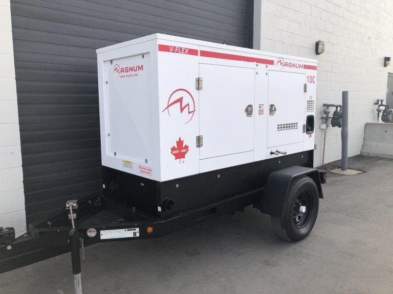 Magnum Generac MMG100CAN6 Diesel generator for sale in Regina, Saskatchewan