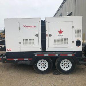 Magnum Generac MMG120 100kw generator for sale