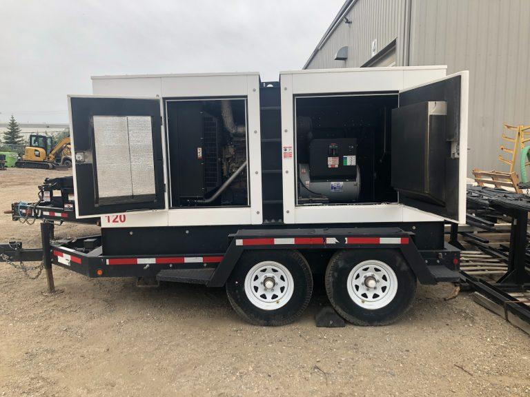 Used Magnum Generac MMG120 94kw diesel generator for sale
