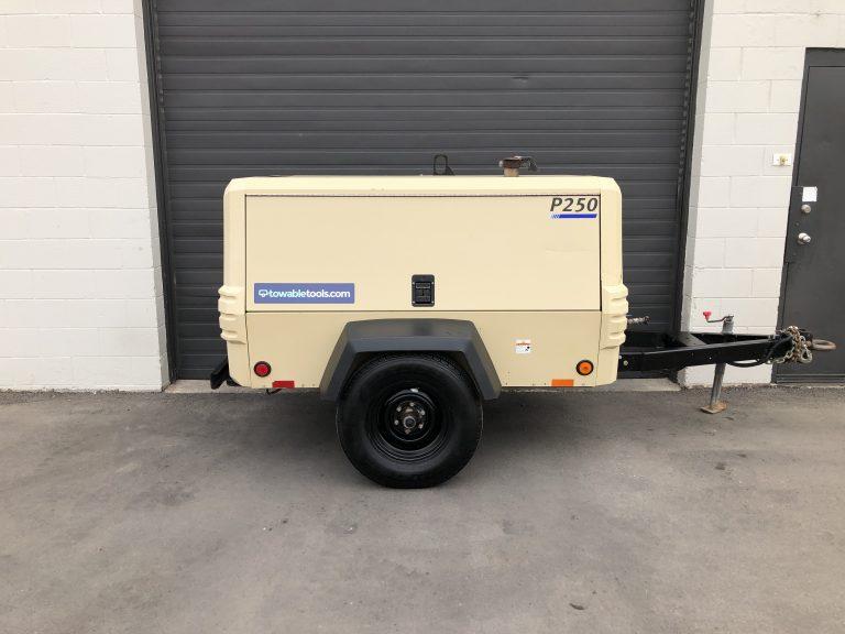 250 CFM air compressor for sale Doosan P250 WJD FX T4I Winnipeg, MB & Toronto Ontario